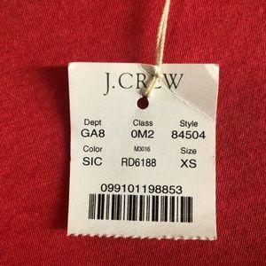 J. Crew Tops - J Crew Coral Tank Camisole Top NEW